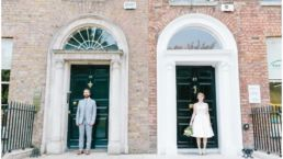 Emma & Keith - Small wedding at The Dean, Dublin 12