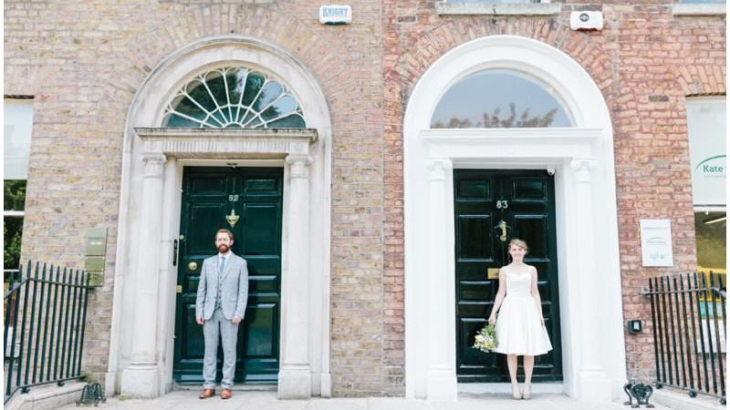 Emma & Keith's Wedding in Dublin 21