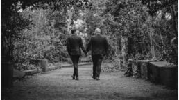 david & kris in the Iveagh Gardens 4