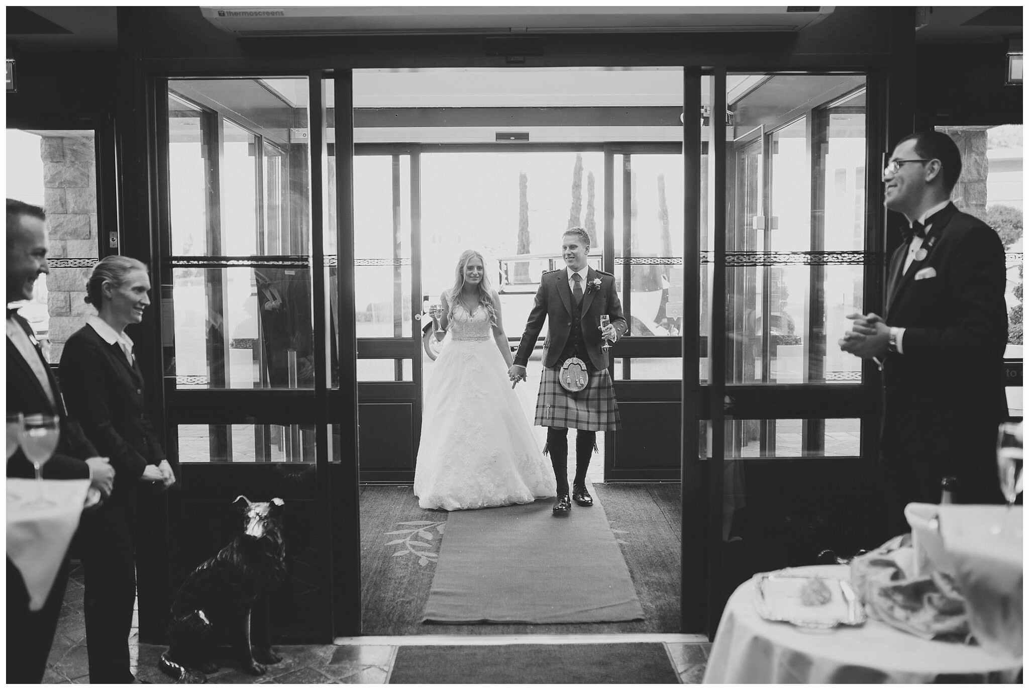 Meagan & Jamie - Castletroy Park Hotel in Limerick 58