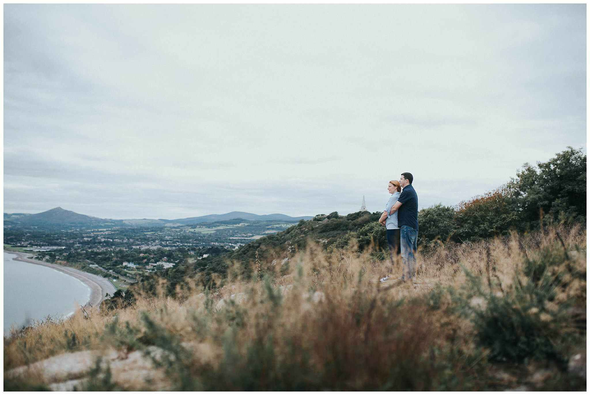 Johnny Corcoran Lifestyle Relaxed Unposed documentary Natural Wedding Portrait Photography Dublin Ireland 1944 - Fun and Relaxed wedding and elopement photography in Ireland, perfect for adventurous and outdoorsy couples