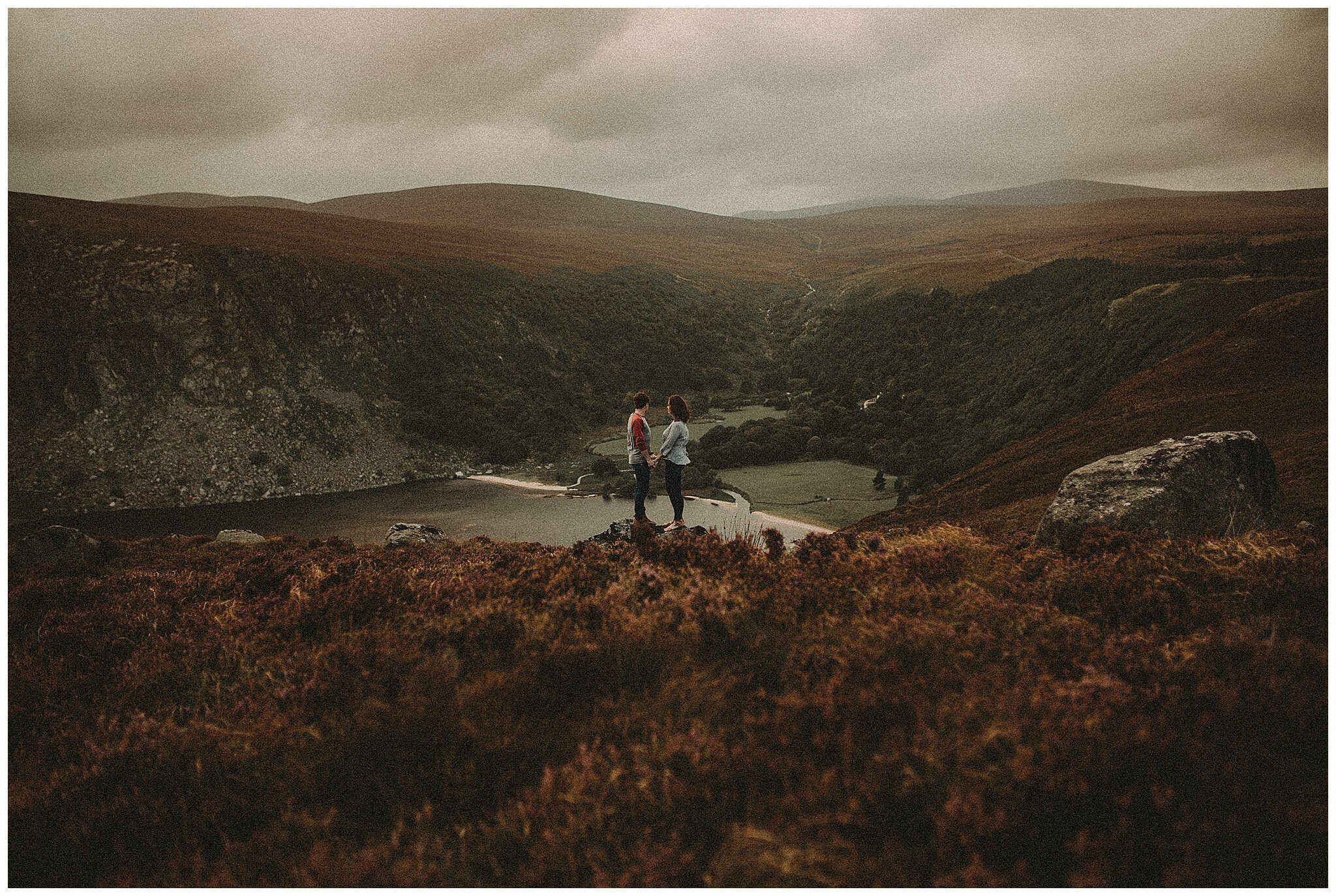 Johnny Corcoran Photography Lough Tay