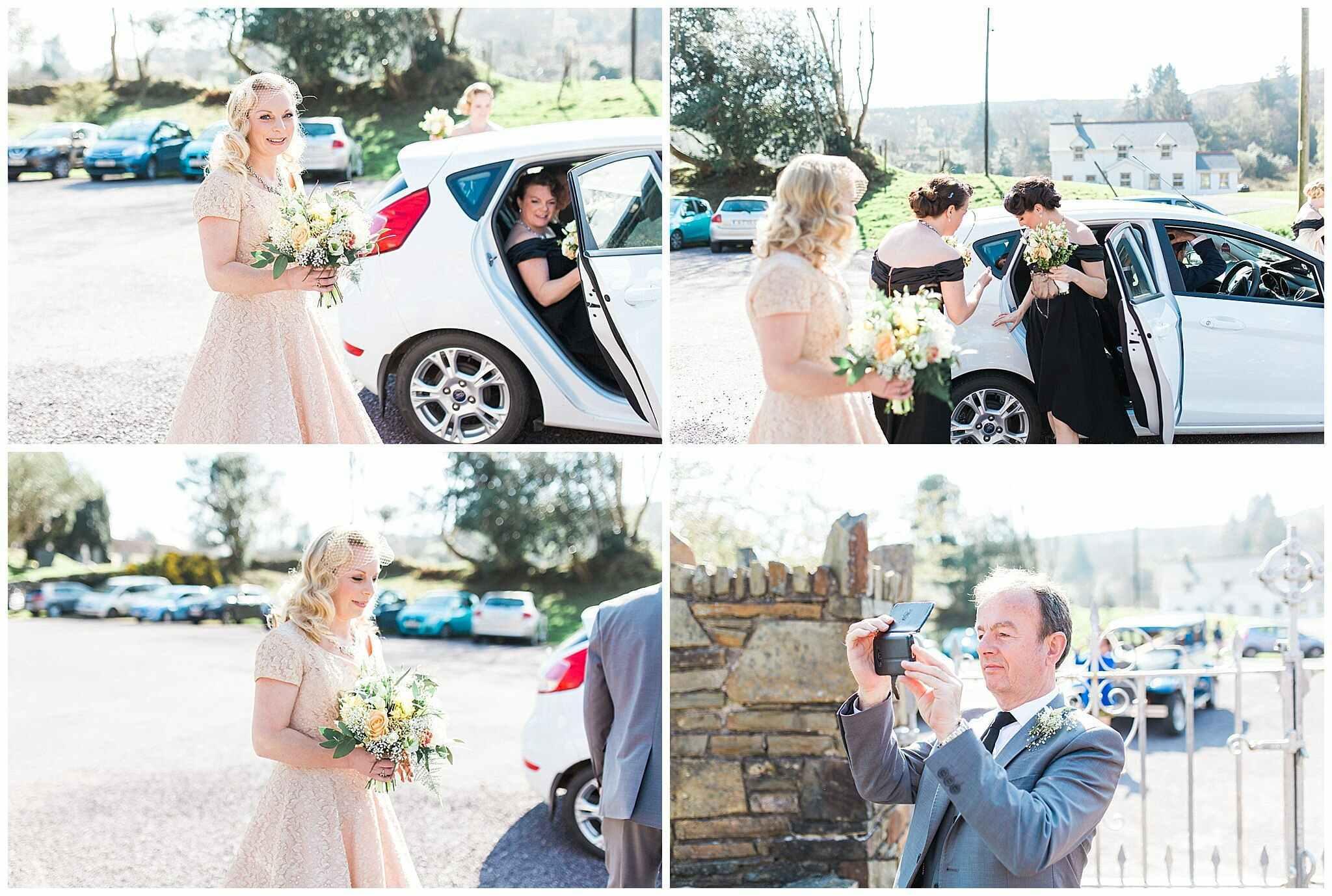 Deirdre + James wedding in Gougane Barra 10