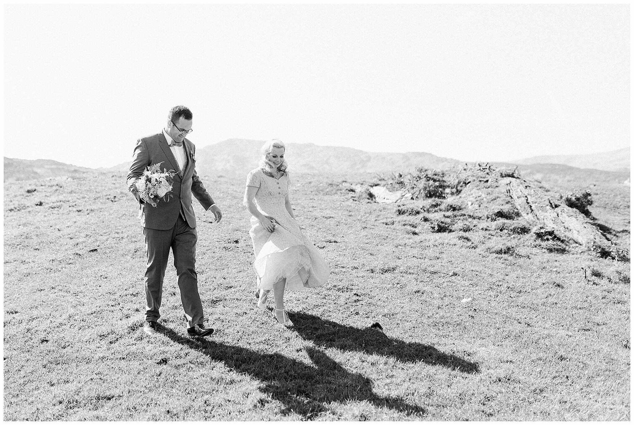 Deirdre + James wedding in Gougane Barra 33