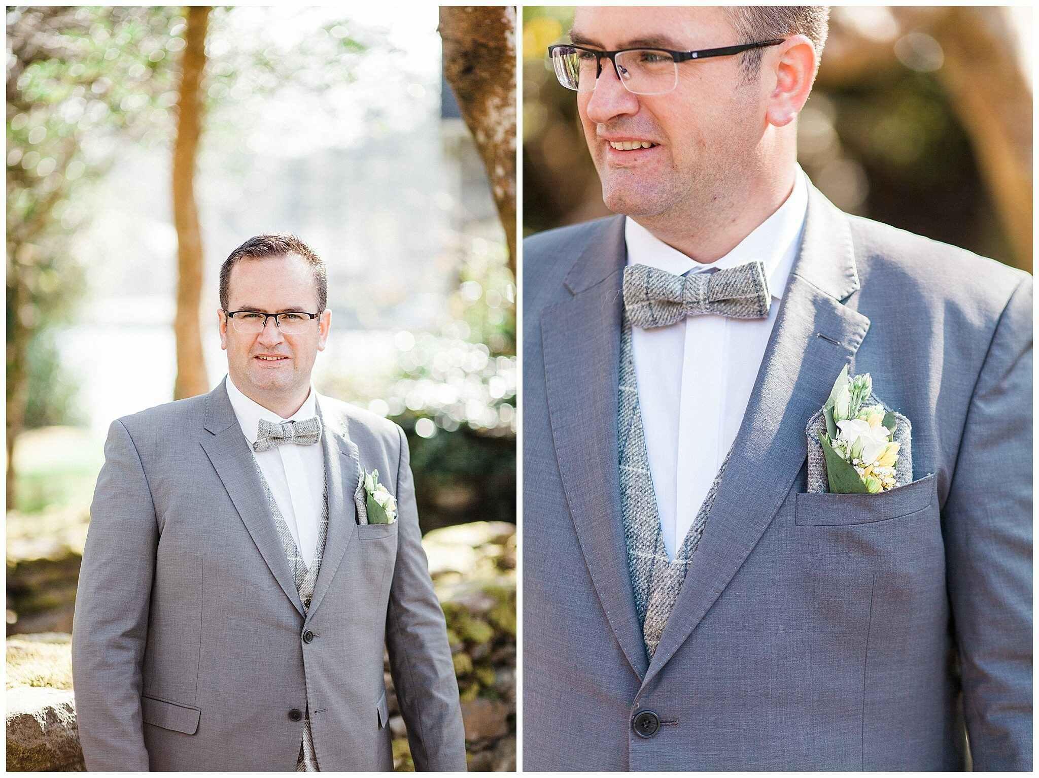 Deirdre + James wedding in Gougane Barra 3
