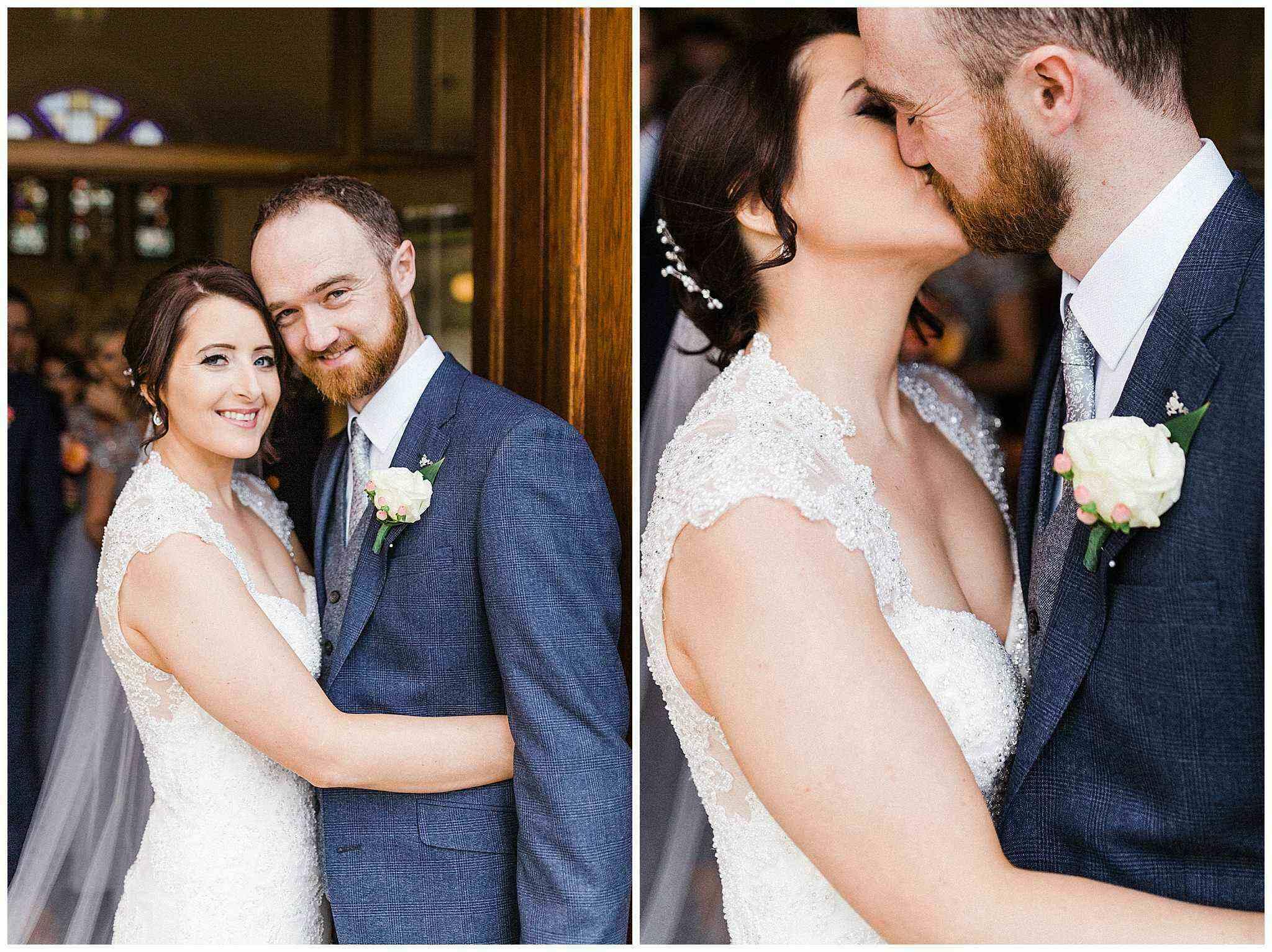 Nicola + Brendan's Wedding at the Millhouse Slane 35
