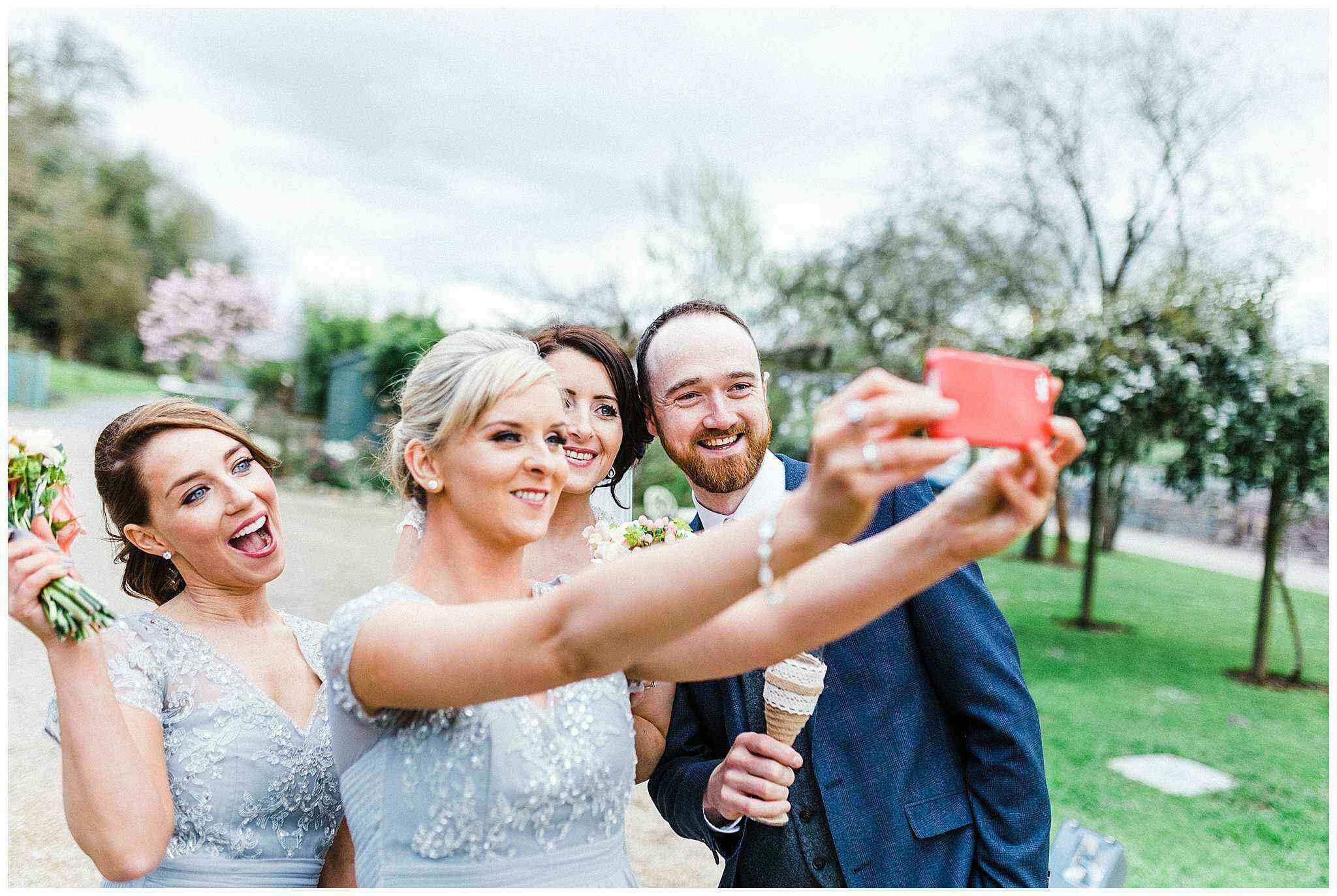 Nicola + Brendan's Wedding at the Millhouse Slane 42