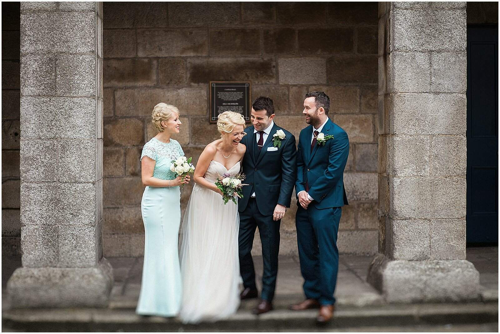 Johnny Corcoran Lifestyle Relaxed Unposed documentary Natural Wedding Portrait Photography Dublin Ireland 2241 - Fun and Relaxed wedding and elopement photography in Ireland, perfect for adventurous and outdoorsy couples