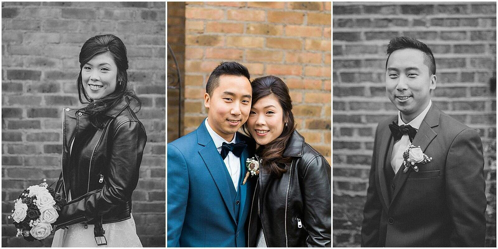 Sandy + Shekman - Elopement in Dublin City 1