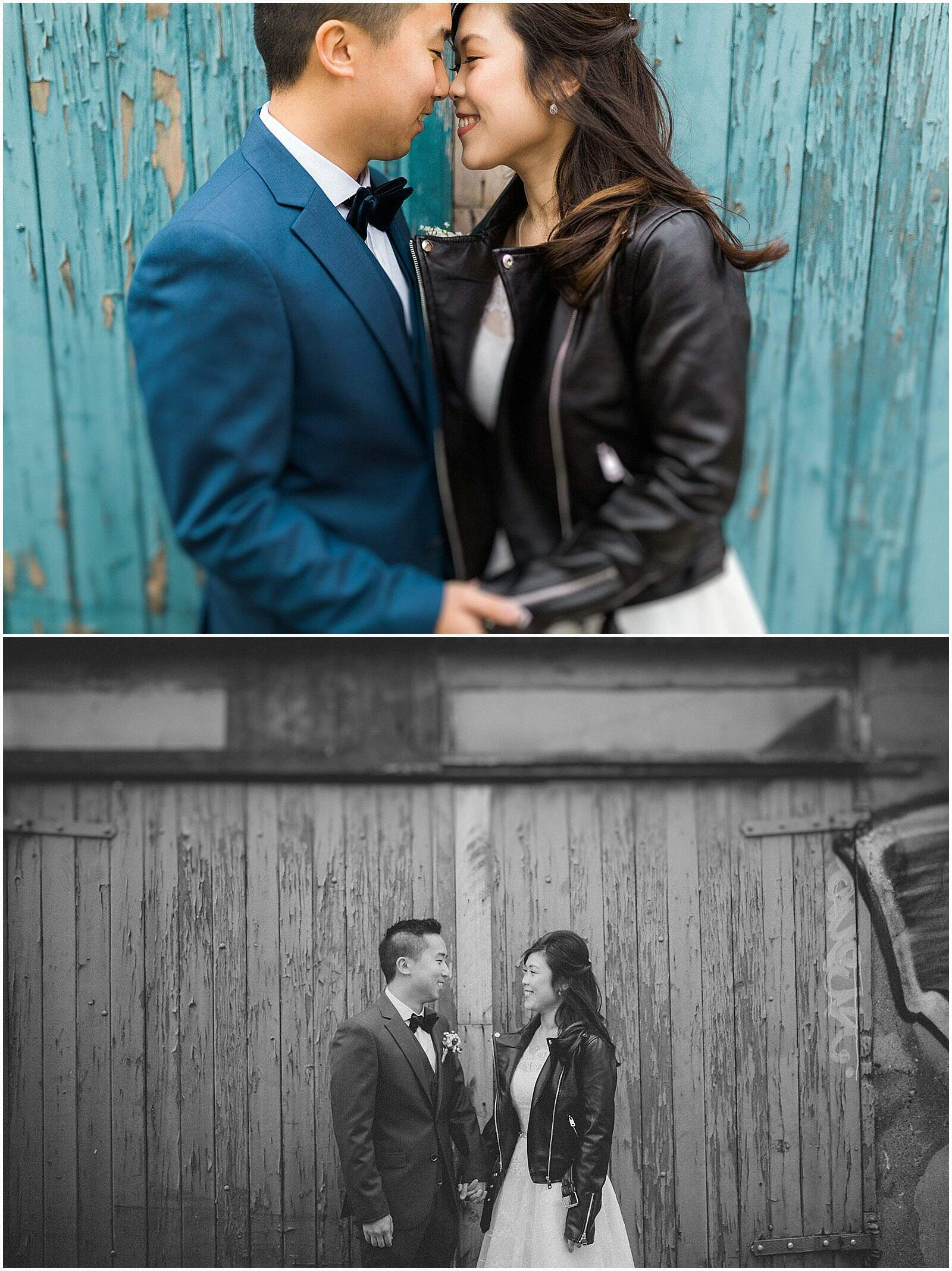 Sandy + Shekman - Elopement in Dublin City 3
