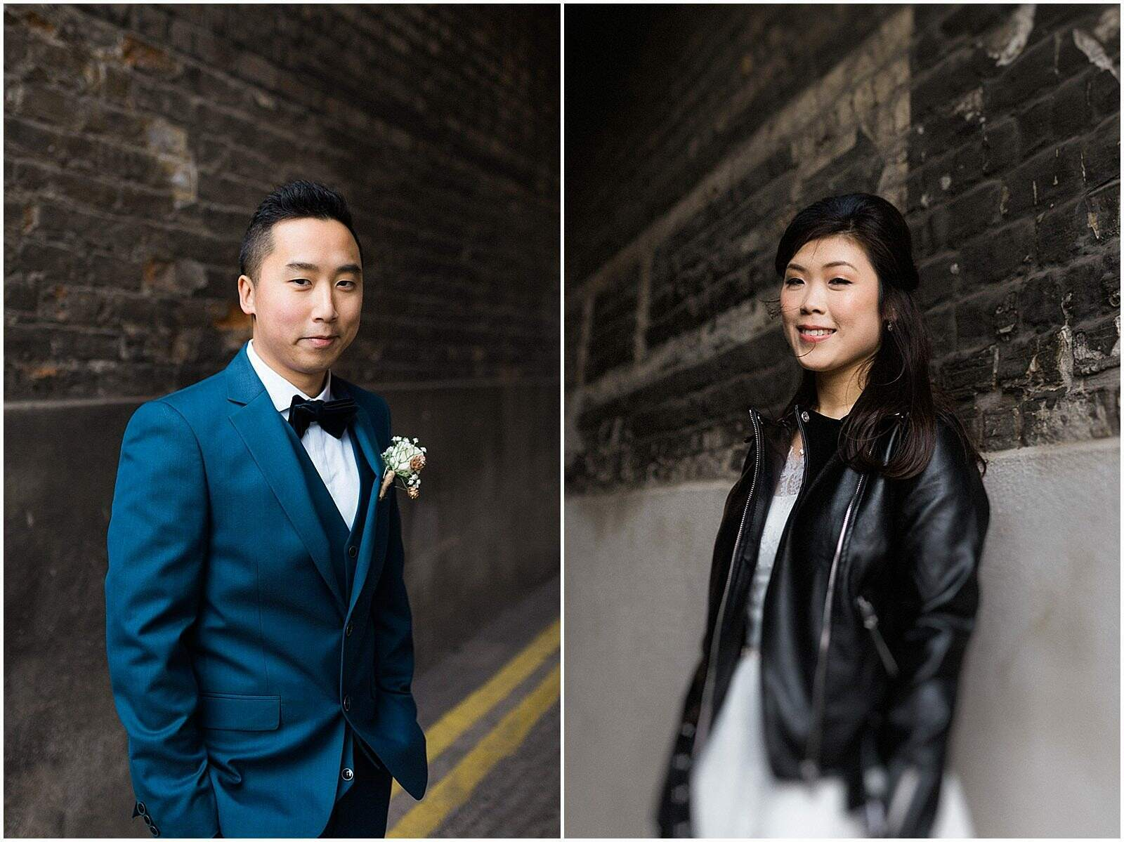 Sandy + Shekman - Elopement in Dublin City 14