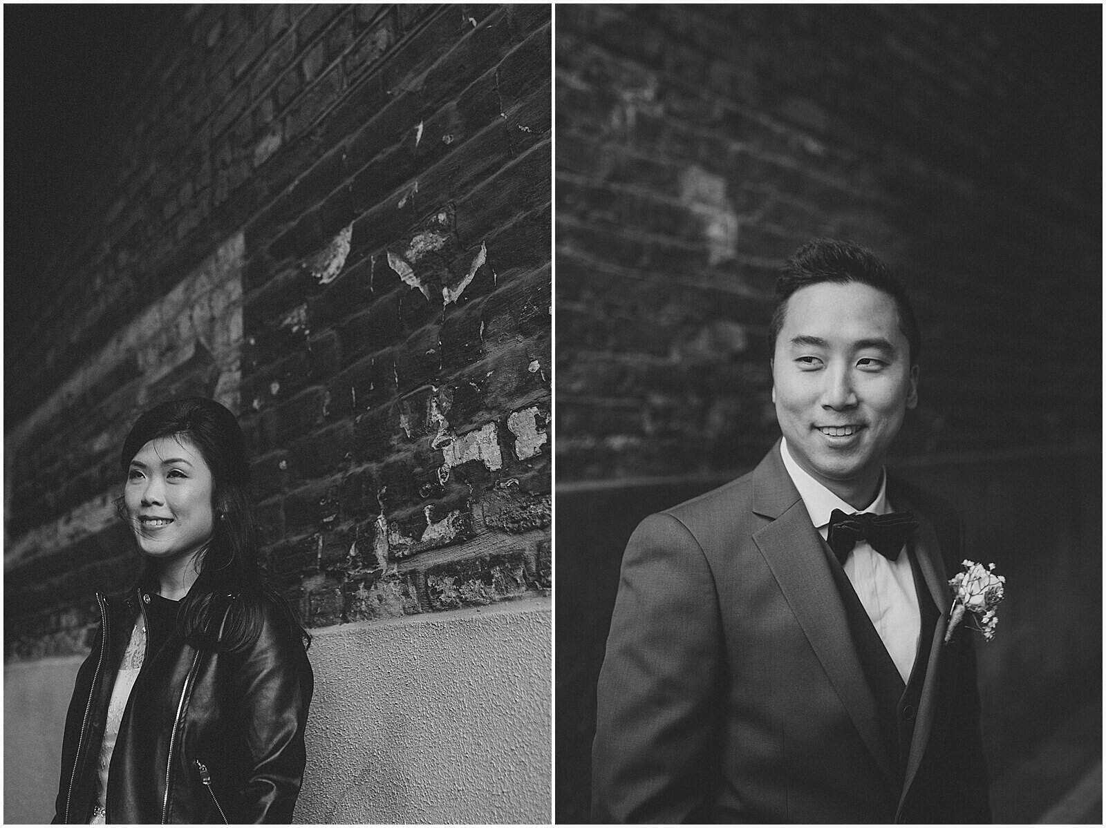 Sandy + Shekman - Elopement in Dublin City 15