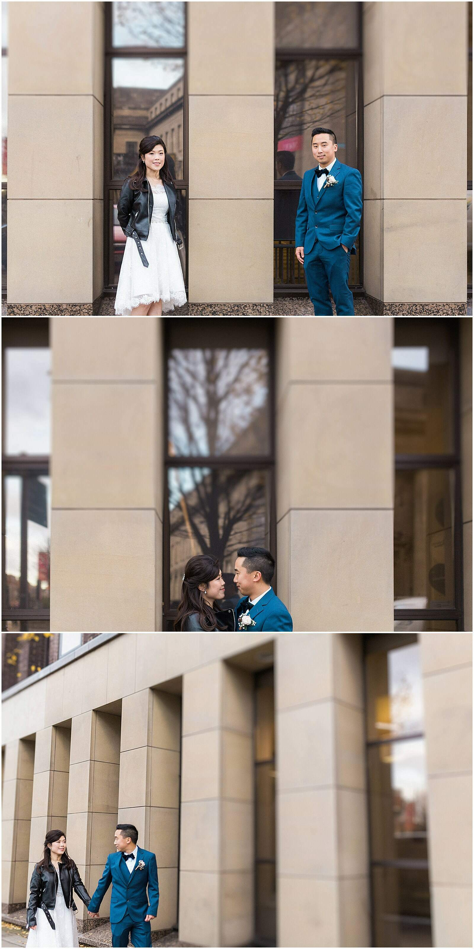 Sandy + Shekman - Elopement in Dublin City 17