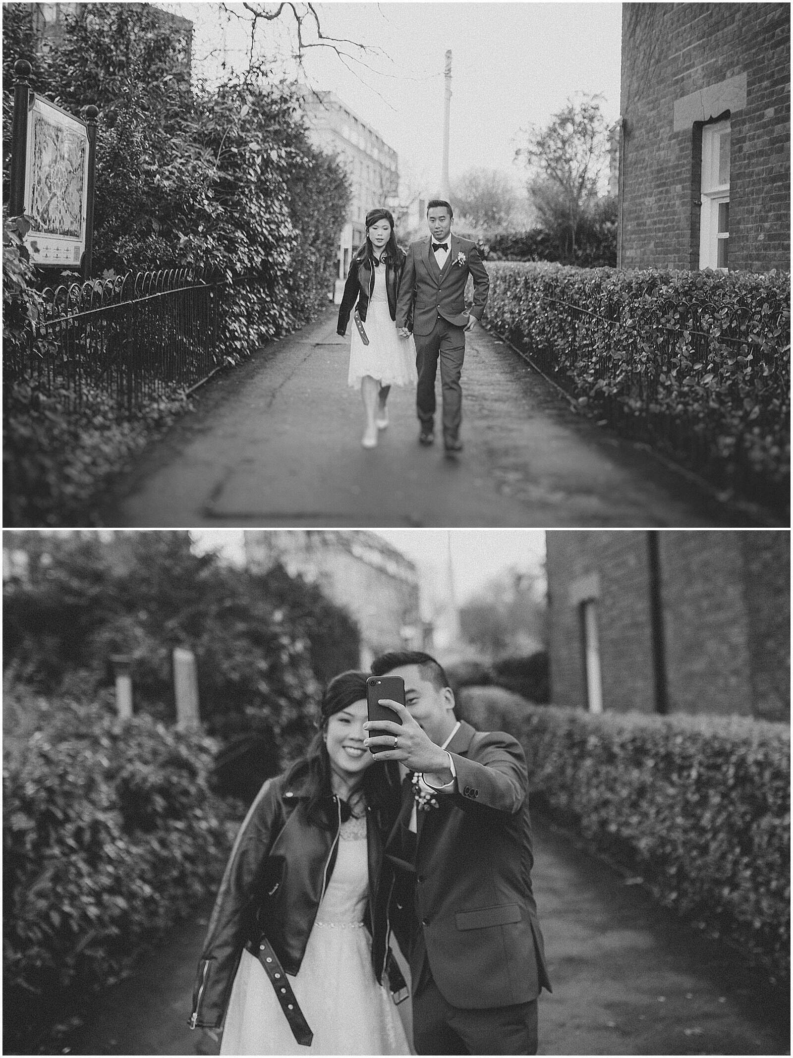 Sandy + Shekman - Elopement in Dublin City 21