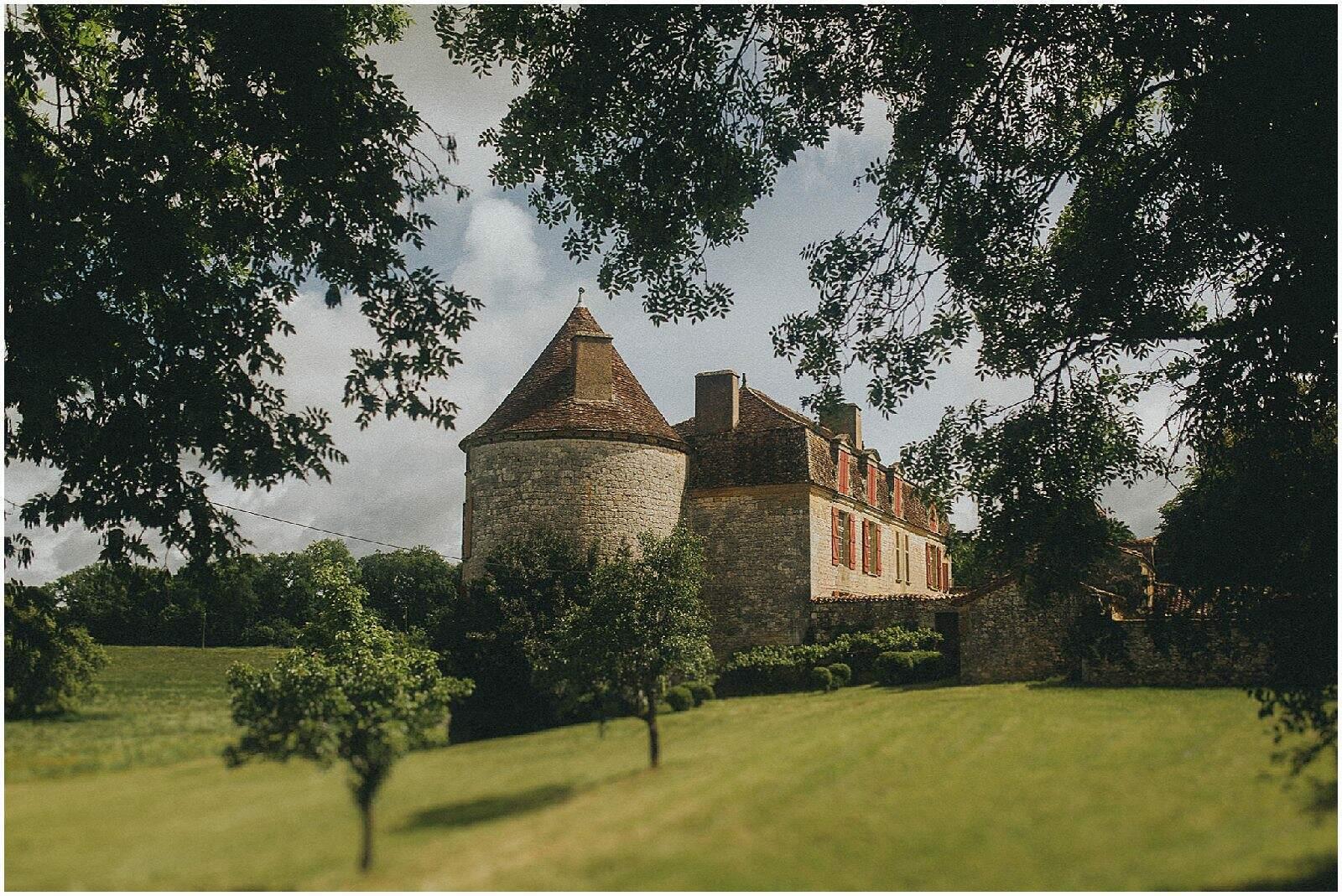 Johnny Corcoran Photograpy Château de Marsalès