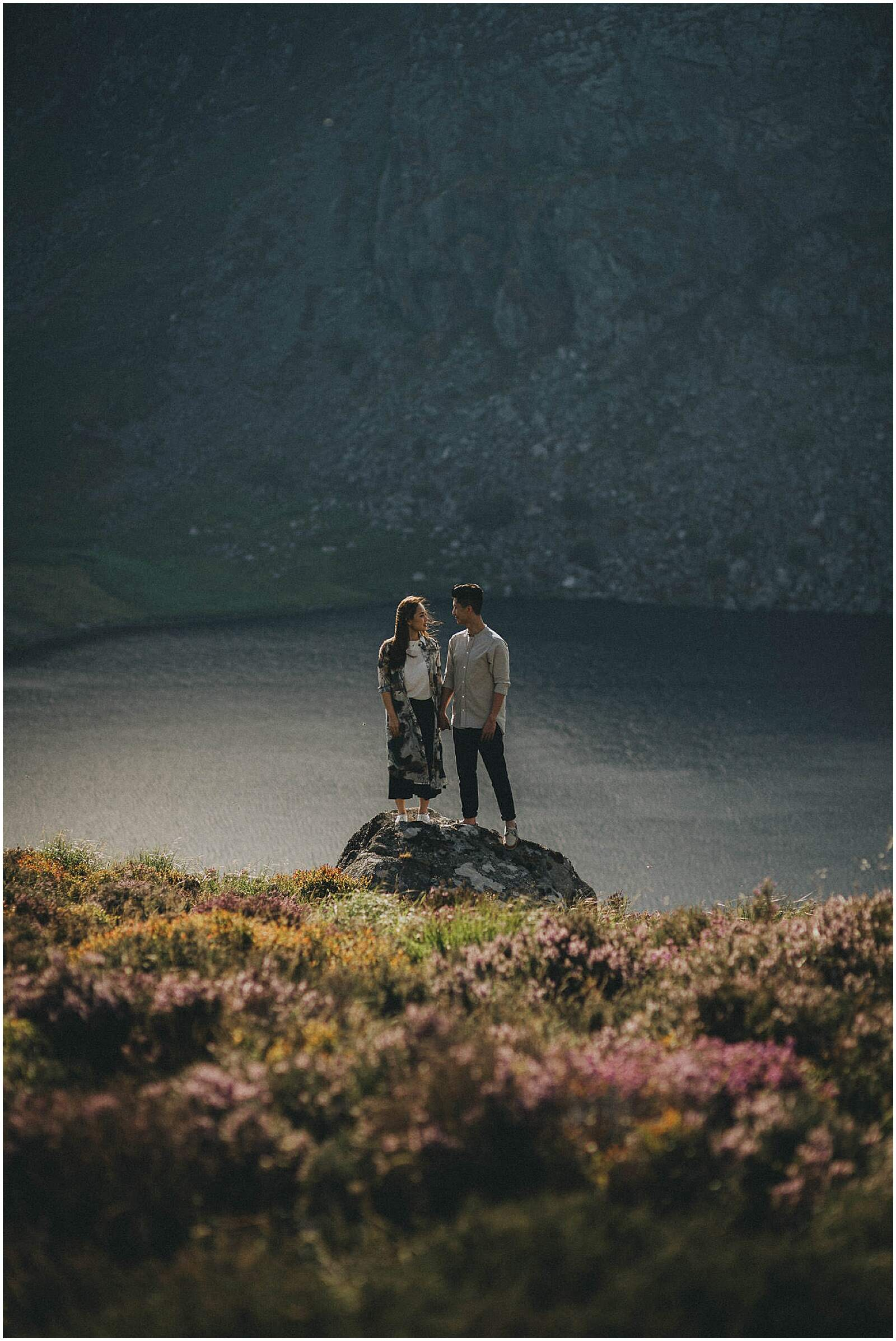 Johnny Corcoran Photography Lough Tay and Dunbur