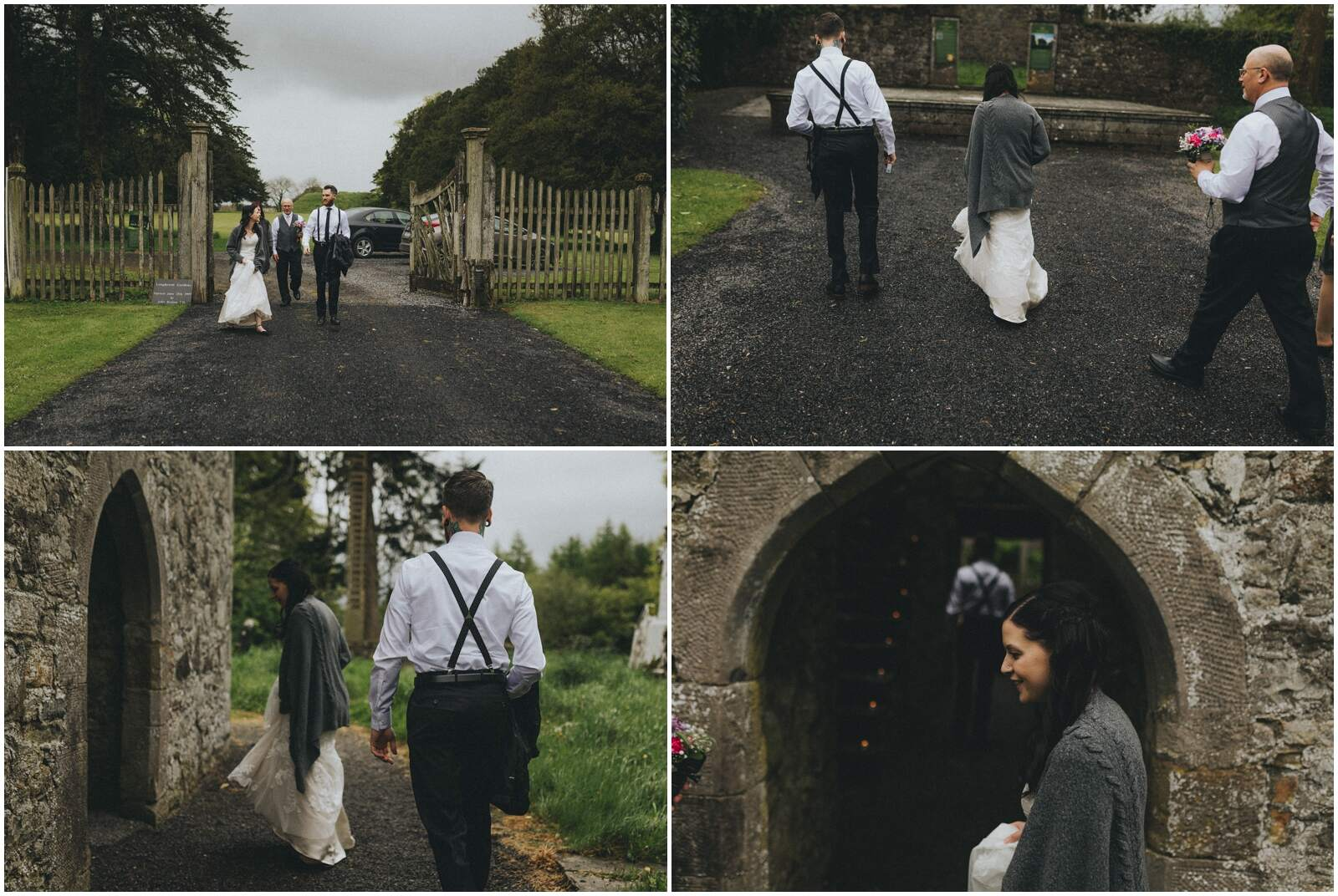 Julia & Donovan - Elopements in Loughcrew Lodge 3