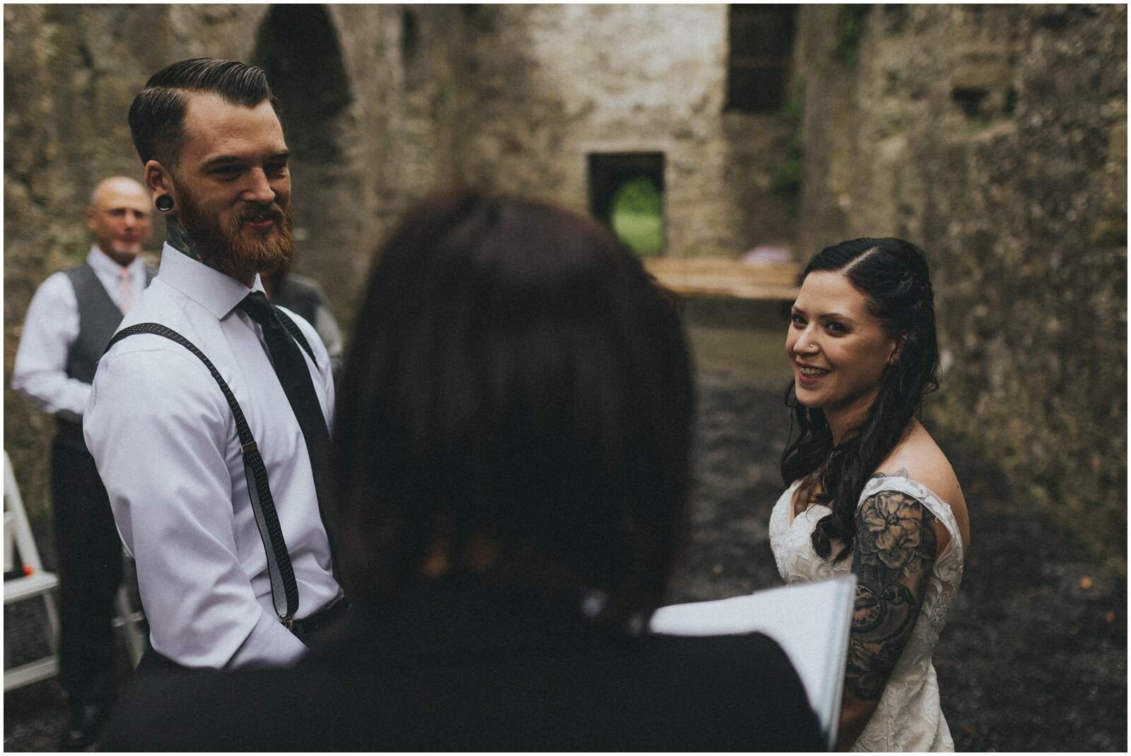 Julia & Donovan - Elopements in Loughcrew Lodge 11