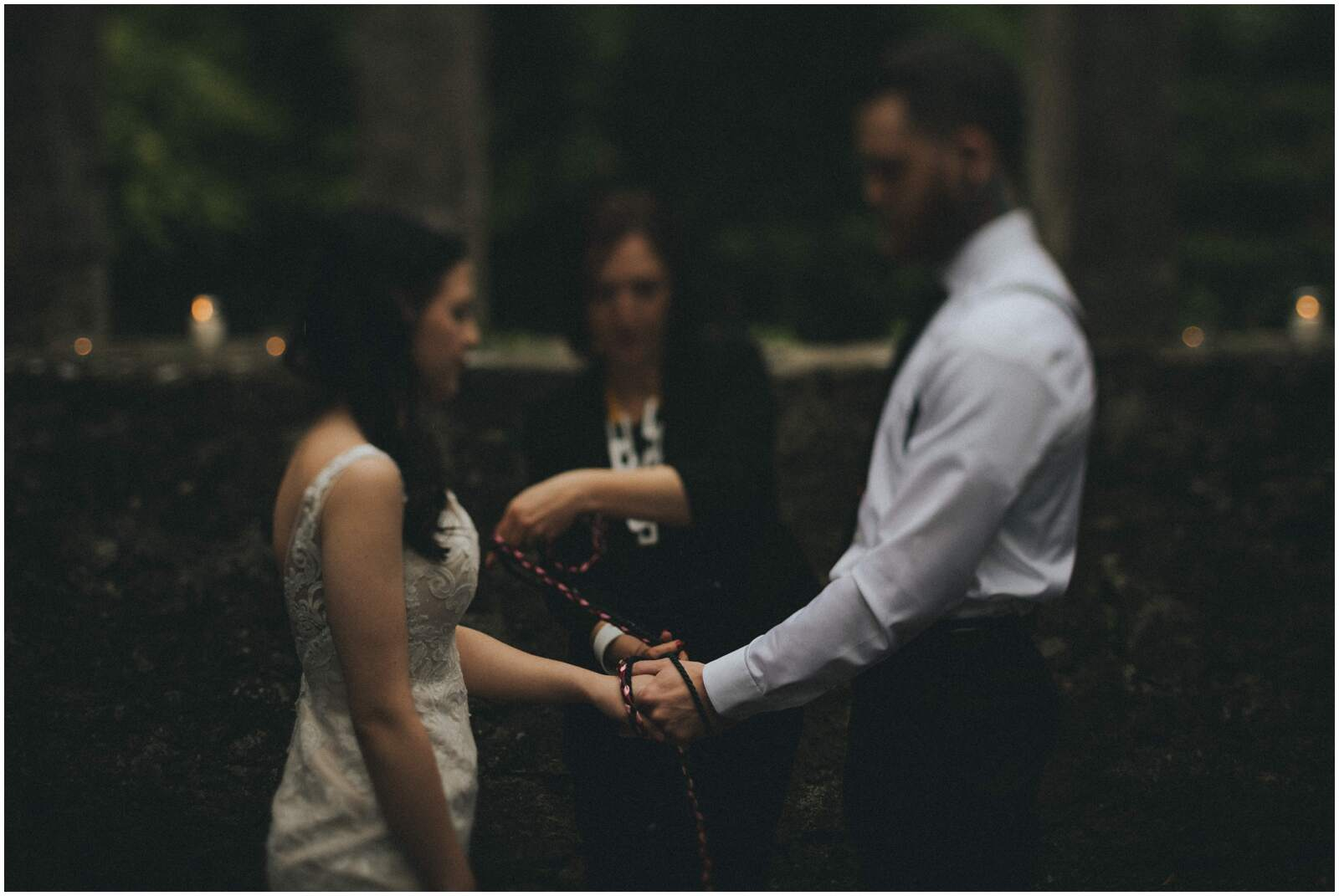 Julia & Donovan - Elopements in Loughcrew Lodge 13