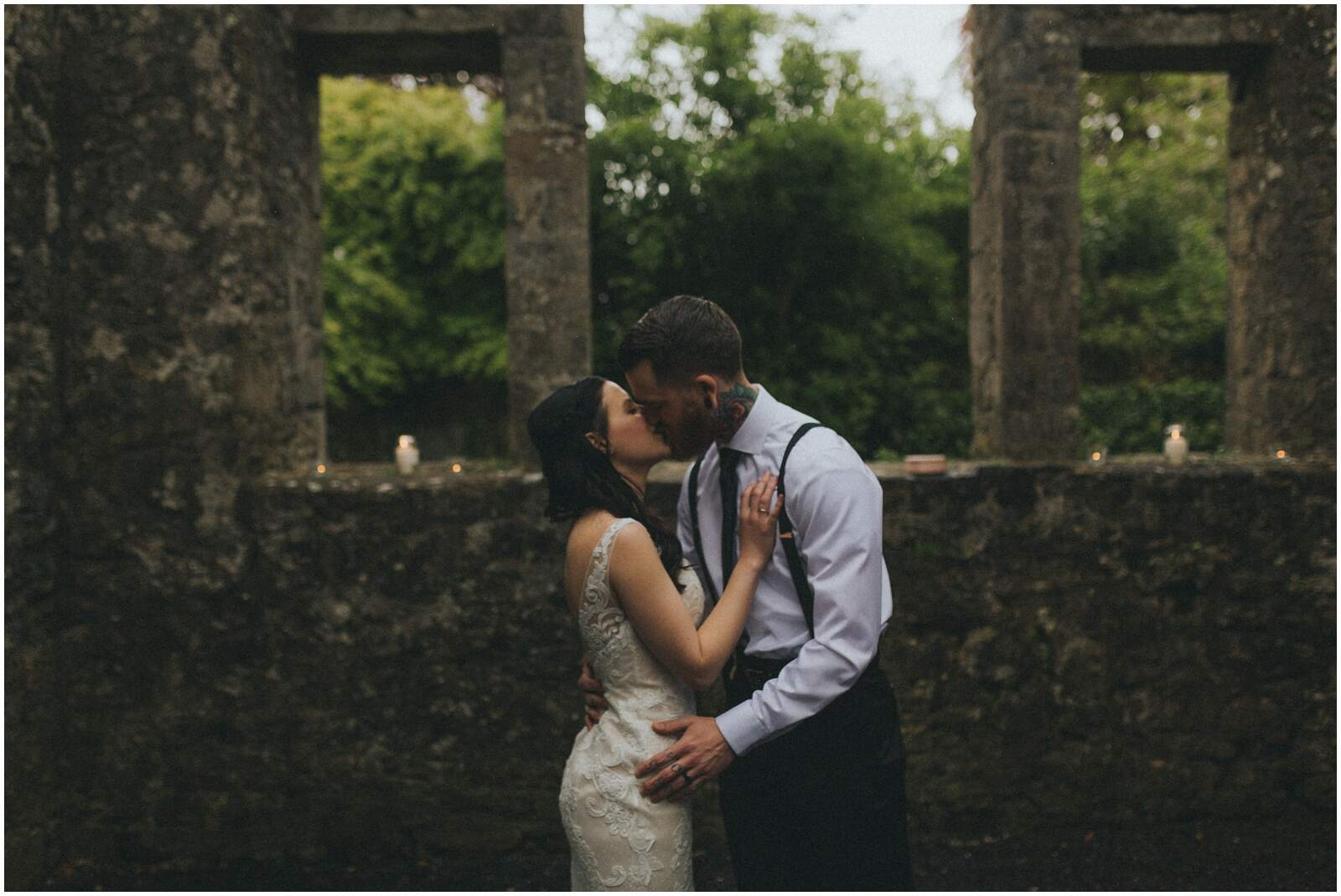 Julia & Donovan - Elopements in Loughcrew Lodge 16