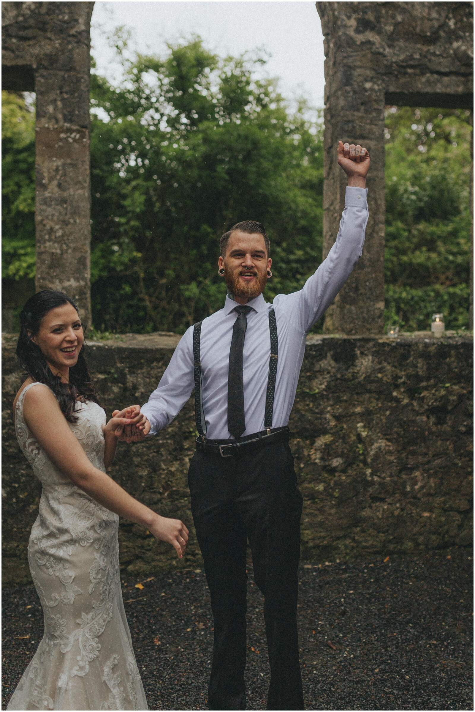Julia & Donovan - Elopements in Loughcrew Lodge 17