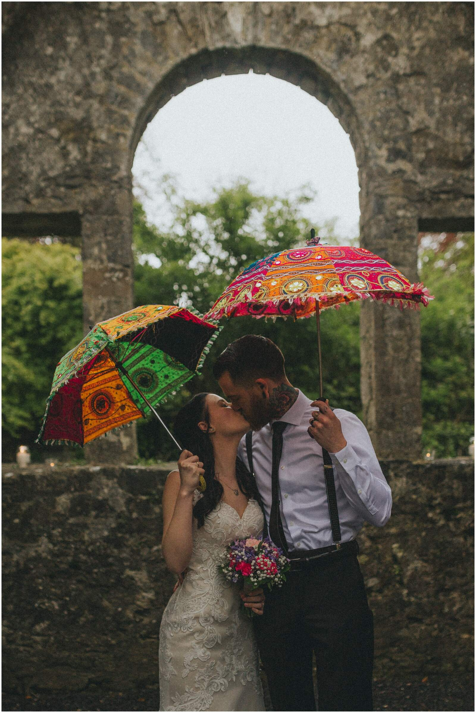 Julia & Donovan - Elopements in Loughcrew Lodge 18