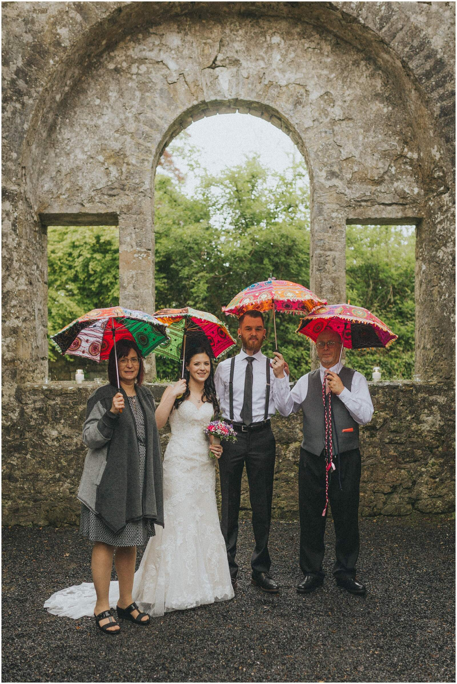 Julia & Donovan - Elopements in Loughcrew Lodge 20