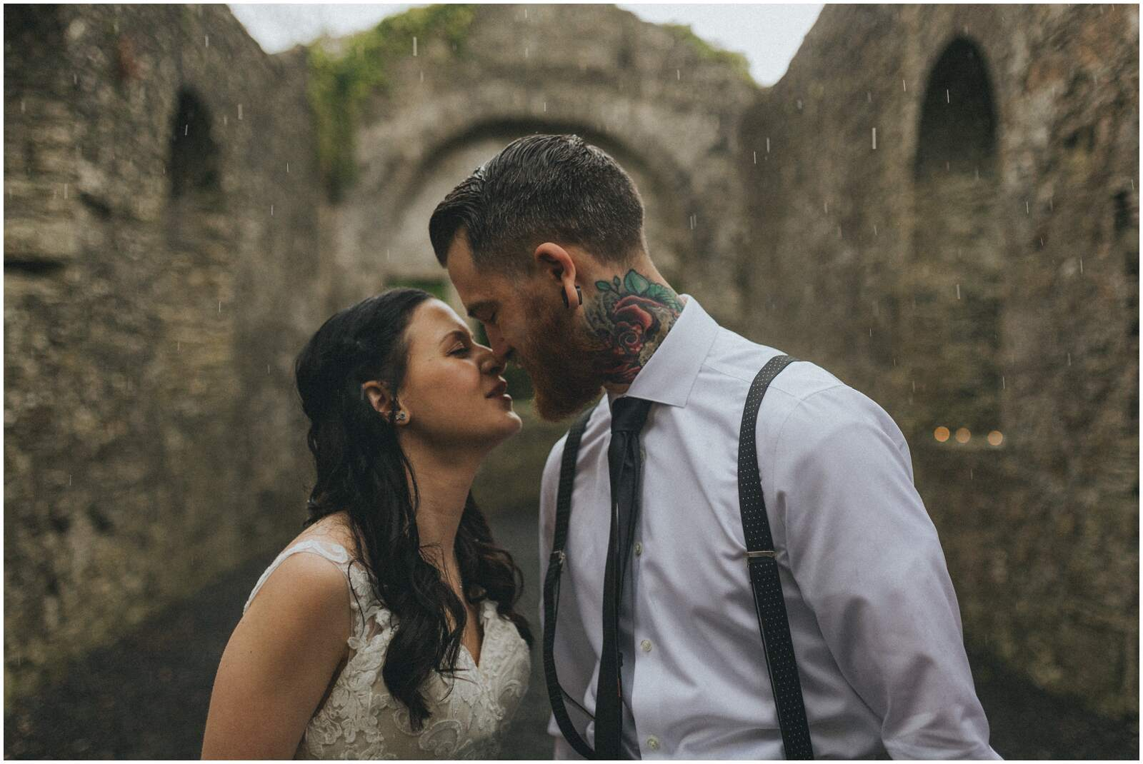 Julia & Donovan - Elopements in Loughcrew Lodge 22
