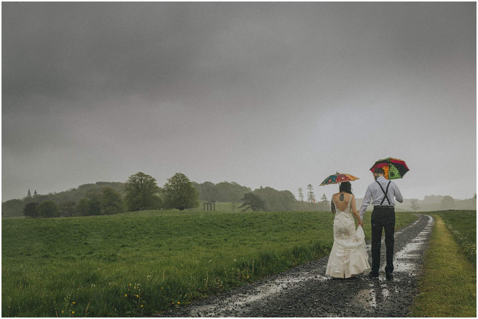 Julia & Donovan - Elopements in Loughcrew Lodge 25
