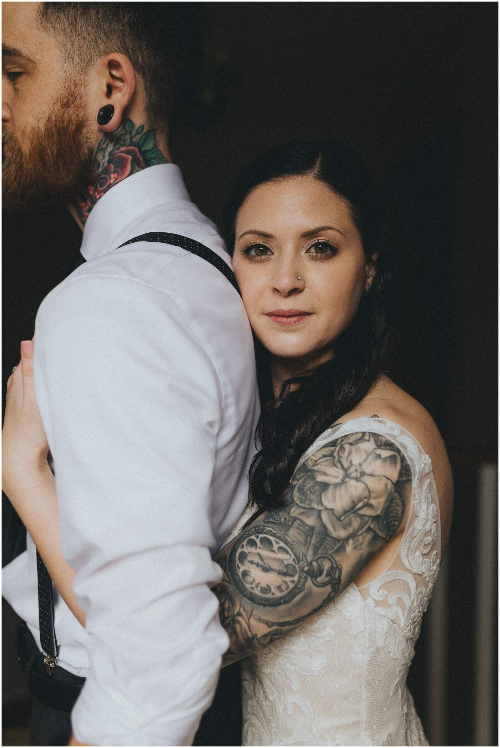 Julia & Donovan - Elopements in Loughcrew Lodge 41