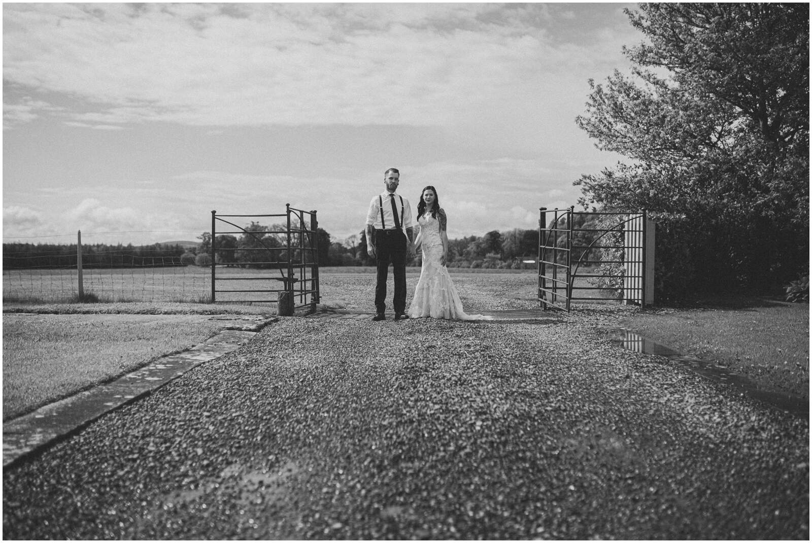 Julia & Donovan - Elopements in Loughcrew Lodge 62