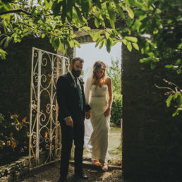 Ballymagarvey village wedding in Ireland