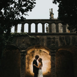 Belleek Castle Elopement wedding Ireland