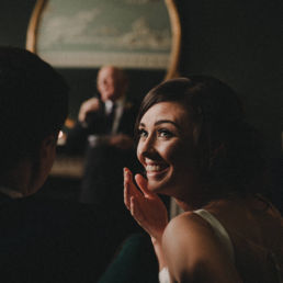 Bellinter House Elopement wedding in Ireland