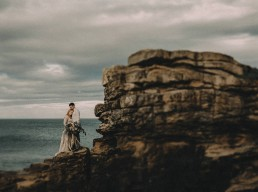 Howick Northumberland Elopement wedding in Ireland 01 uai - Fun and Relaxed wedding and elopement photography in Ireland, perfect for adventurous and outdoorsy couples