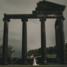 Loughcrew Lodge Elopement wedding in Ireland