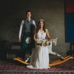 Mount Druid Elopement wedding in Ireland