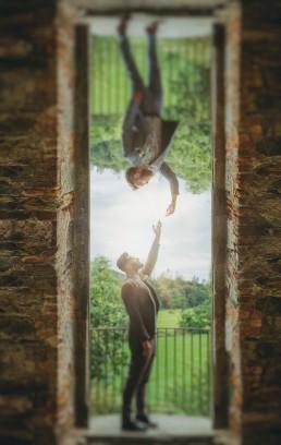Wilton Castle Wexford wedding in Ireland