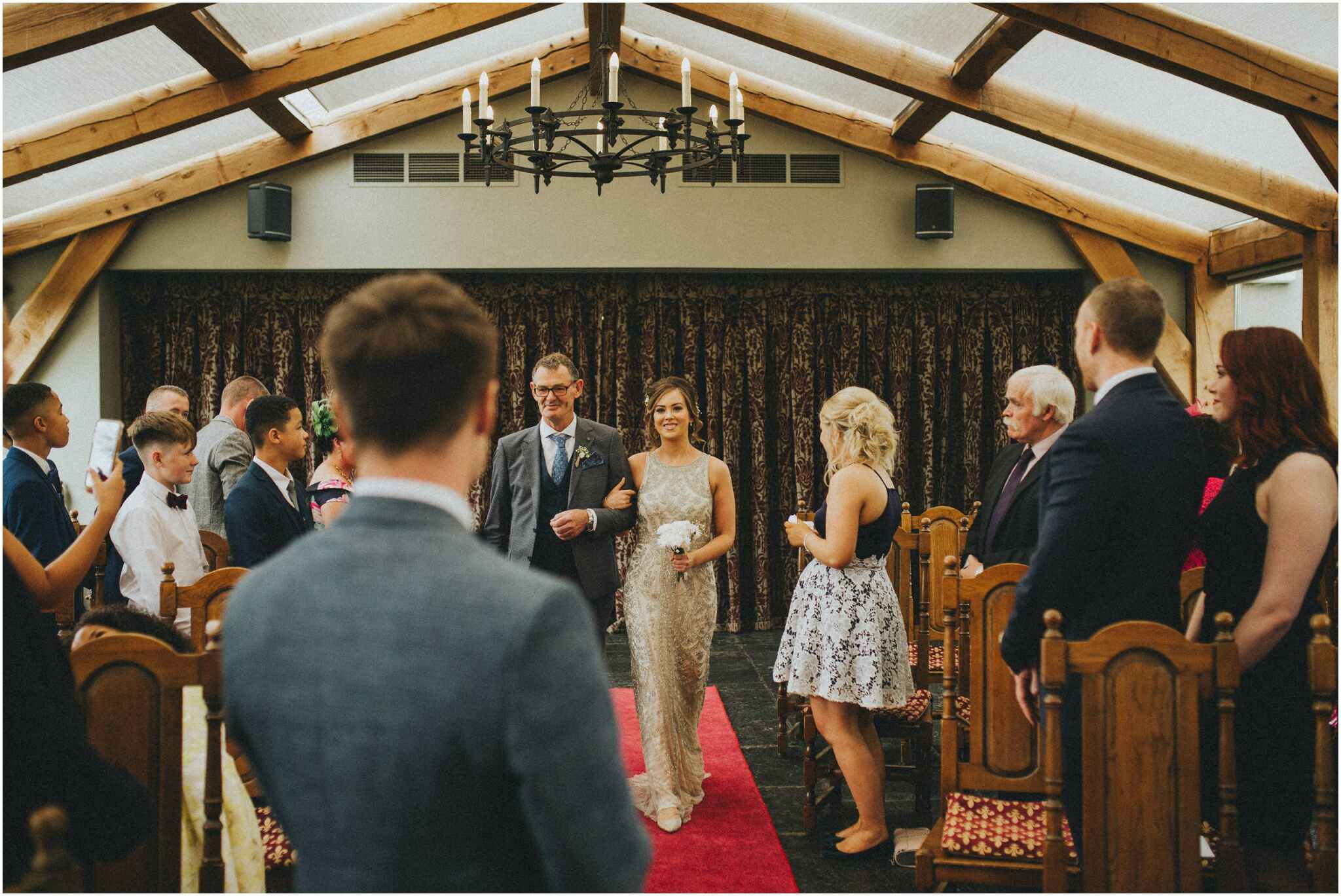 Sharon + Rob – Barberstown Castle 44