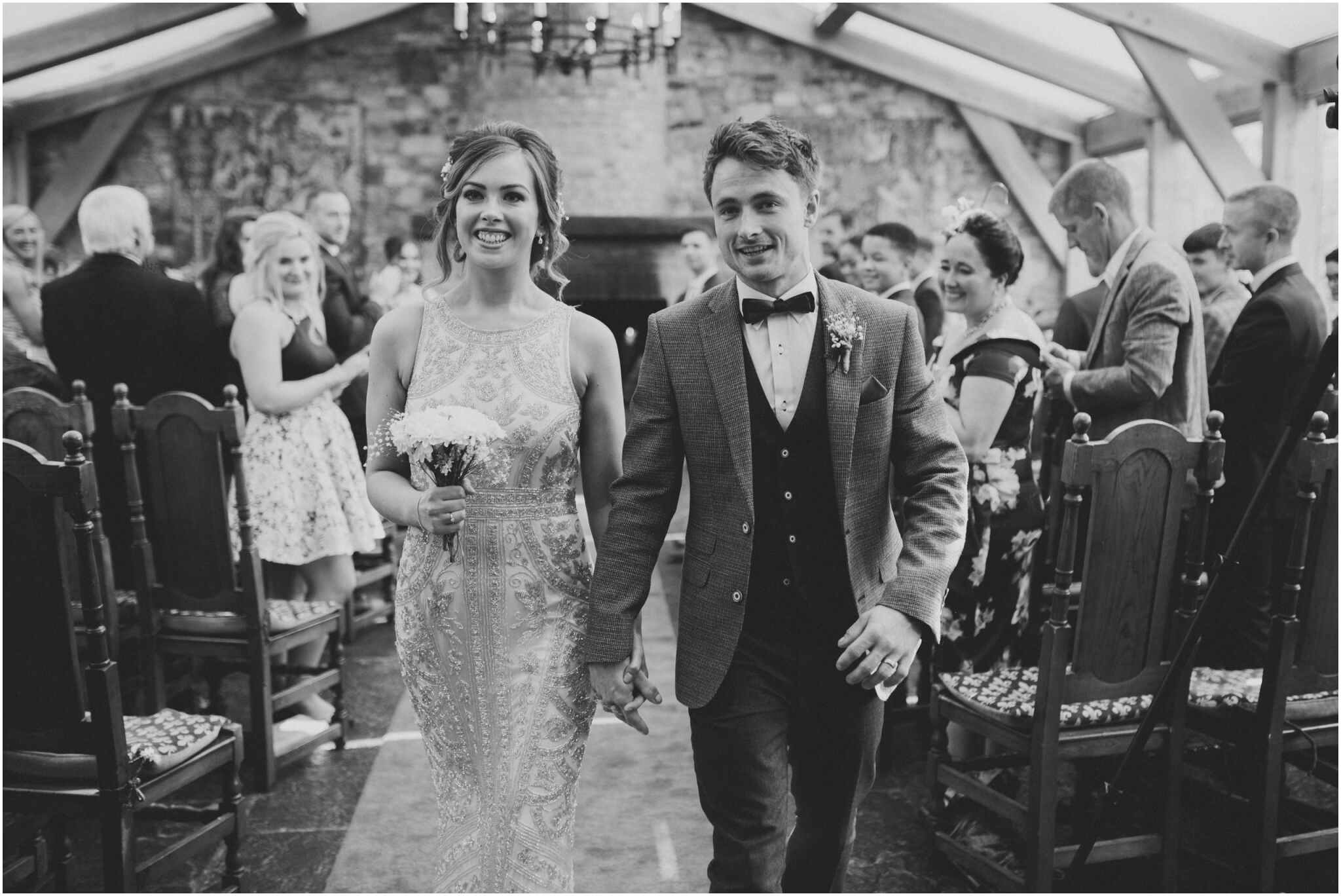 Sharon + Rob – Barberstown Castle 55