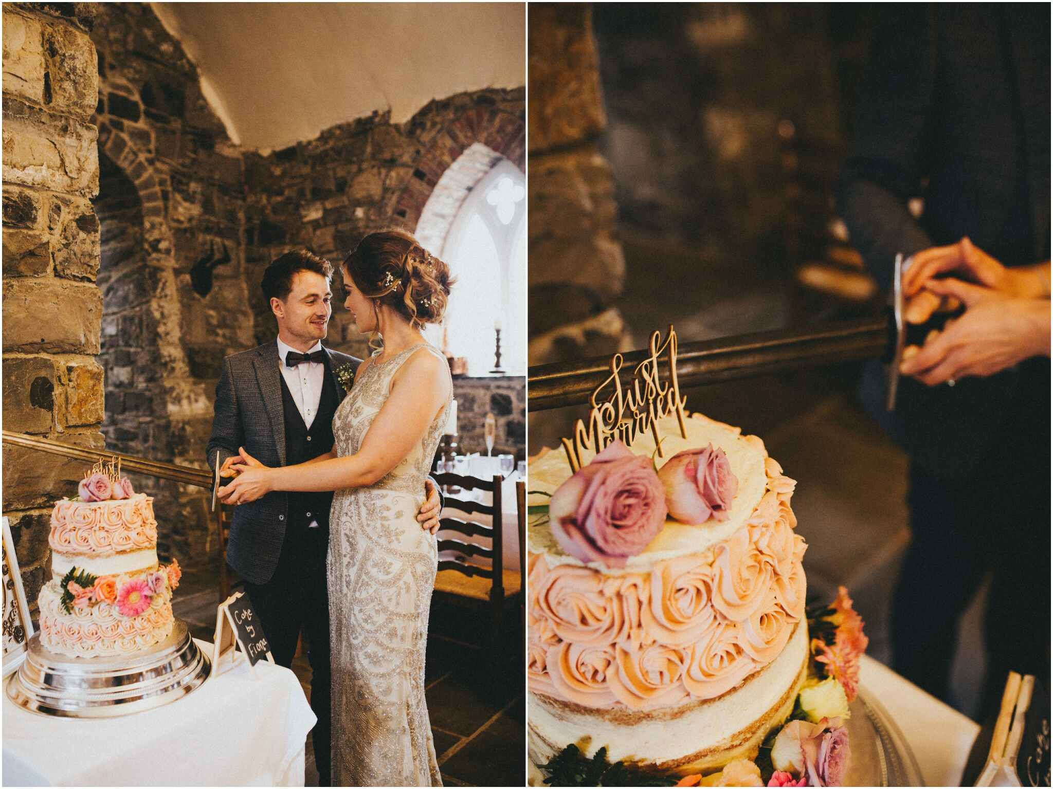 Sharon + Rob – Barberstown Castle 91