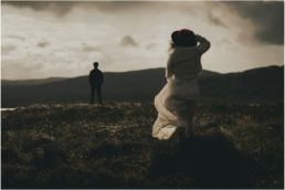 Rachel + David - Hiking Elopement in Muckish Mountain and Poisoned Glen, Donegal 6