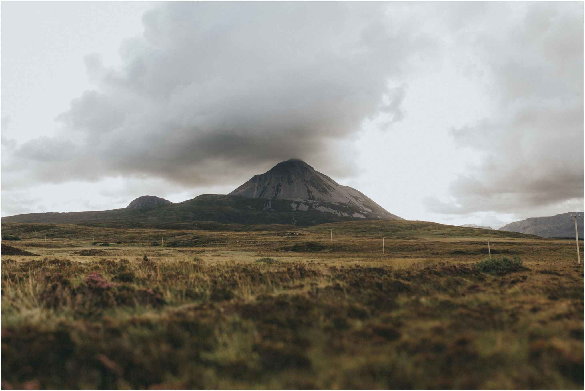 Rachel + David - Hiking Elopement in Muckish Mountain and Poisoned Glen, Donegal 18