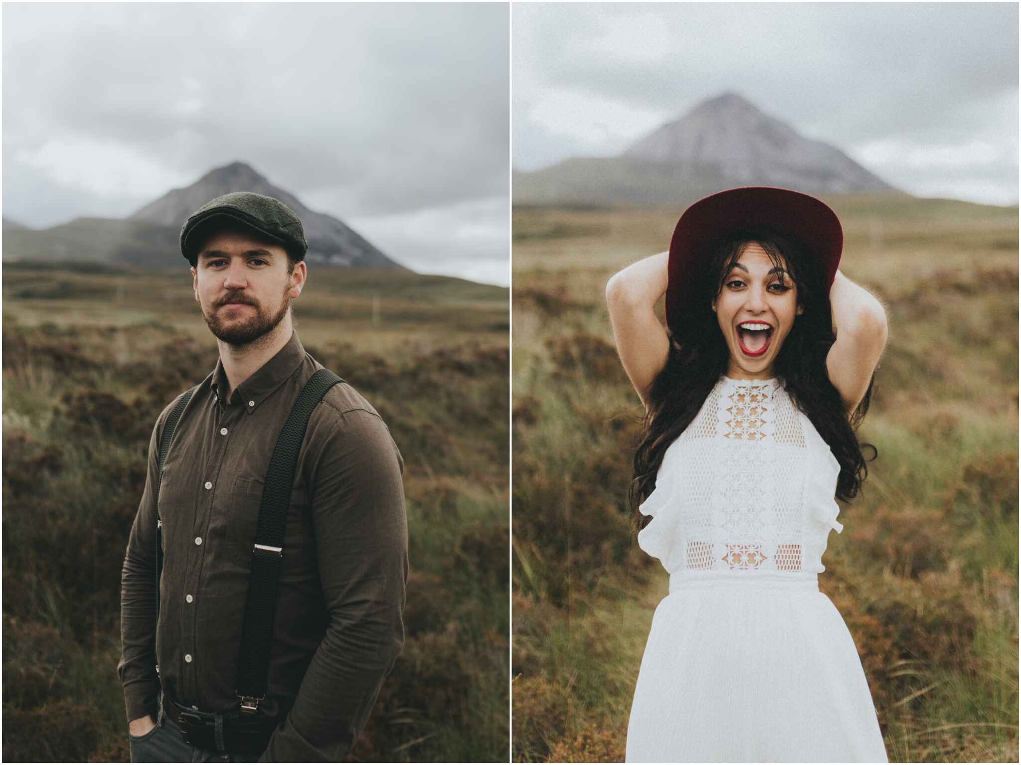 Rachel + David - Hiking Elopement in Muckish Mountain and Poisoned Glen, Donegal 20