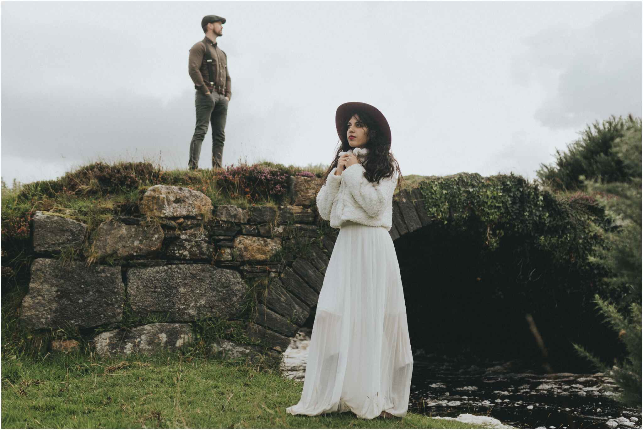 Rachel + David - Hiking Elopement in Muckish Mountain and Poisoned Glen, Donegal 23