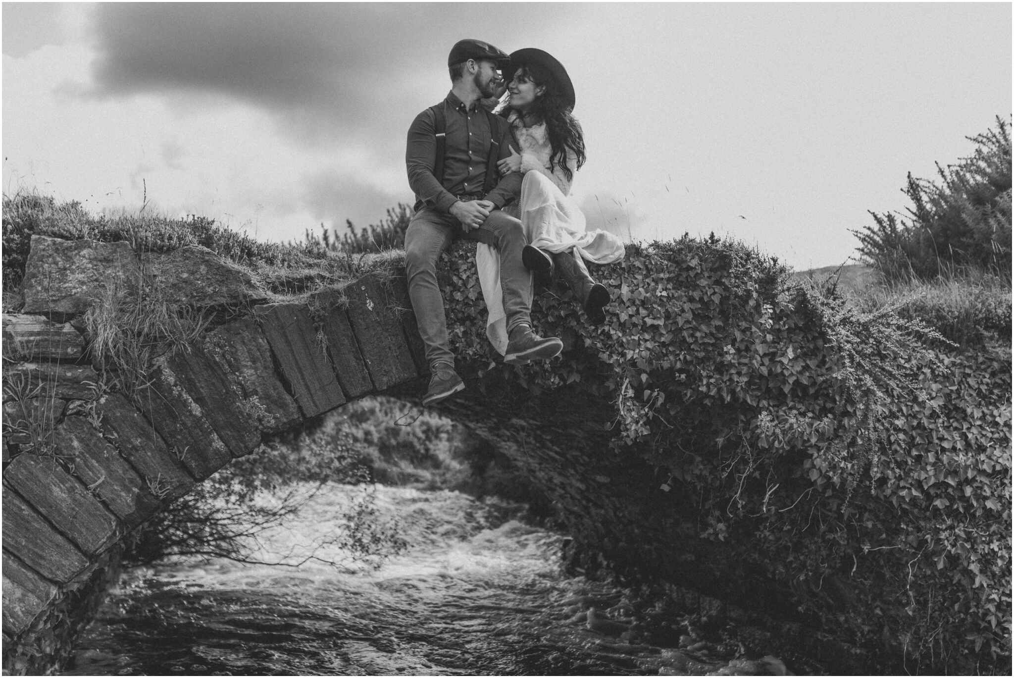 Rachel + David - Hiking Elopement in Muckish Mountain and Poisoned Glen, Donegal 25