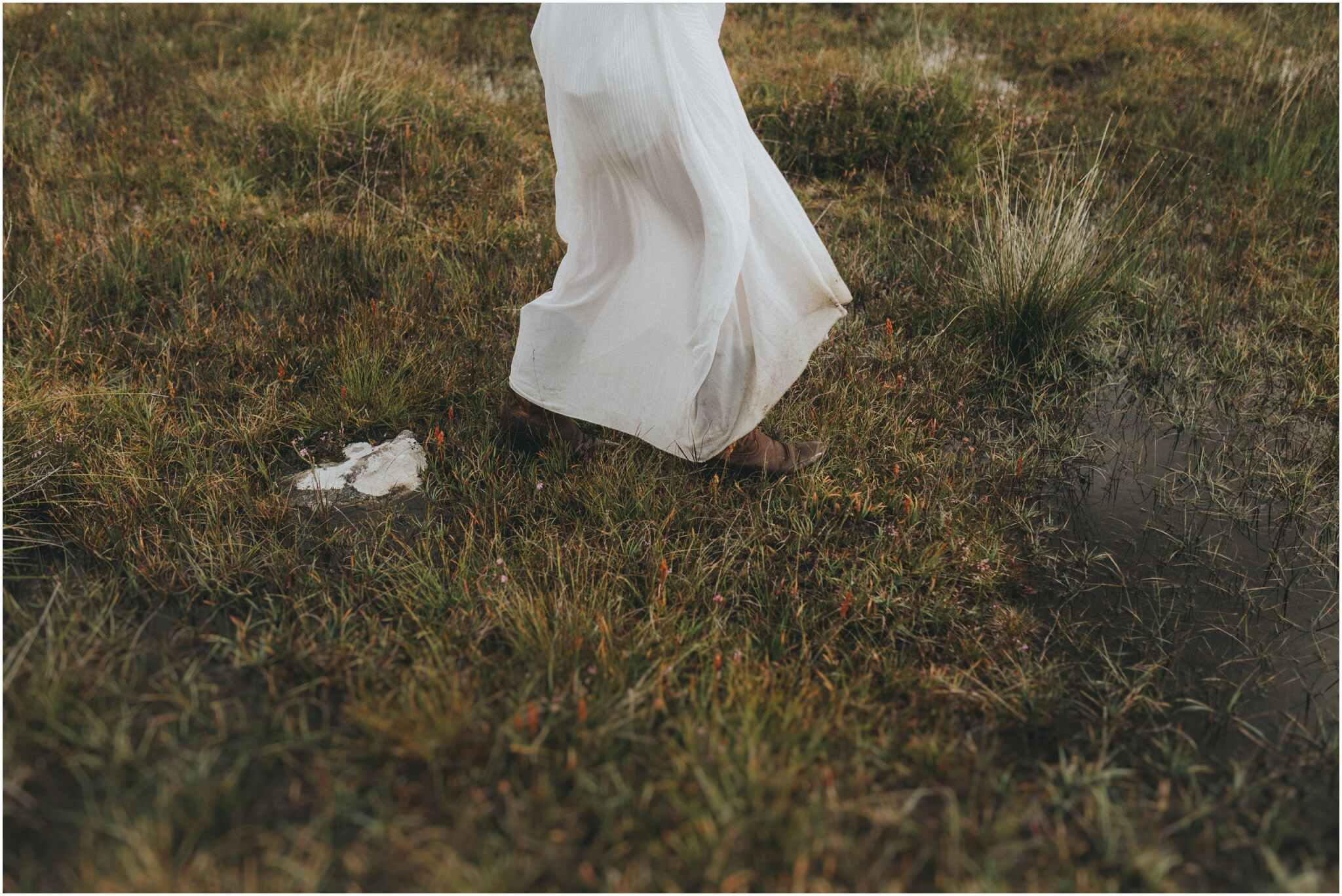 Rachel + David - Hiking Elopement in Muckish Mountain and Poisoned Glen, Donegal 29