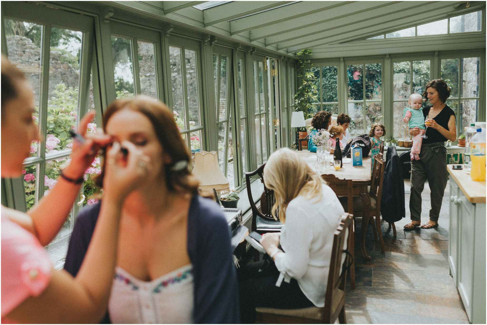 Fionnuala + Paul - Mount Druid Alternative Wedding 10