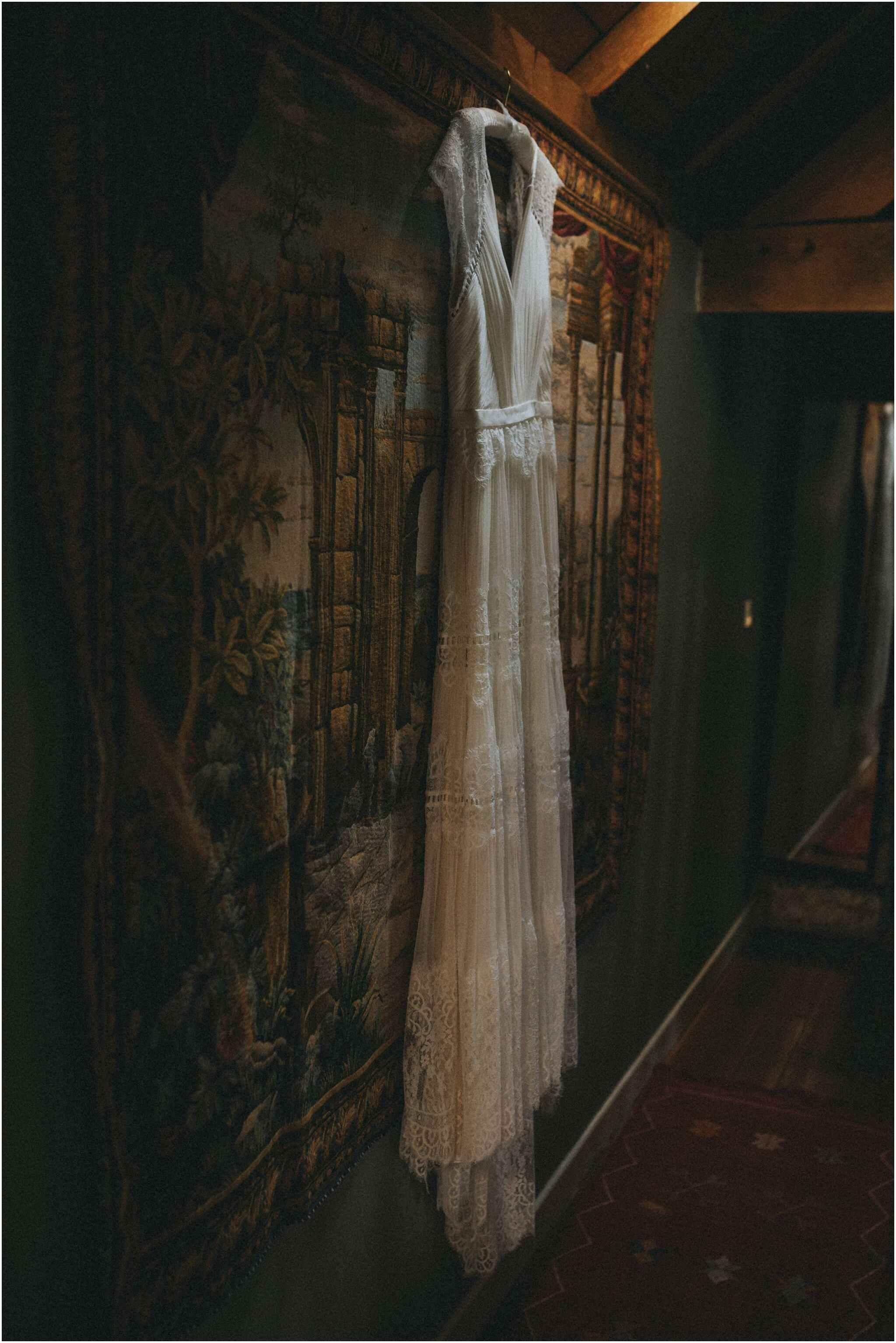 Fionnuala + Paul - Mount Druid Alternative Wedding 11
