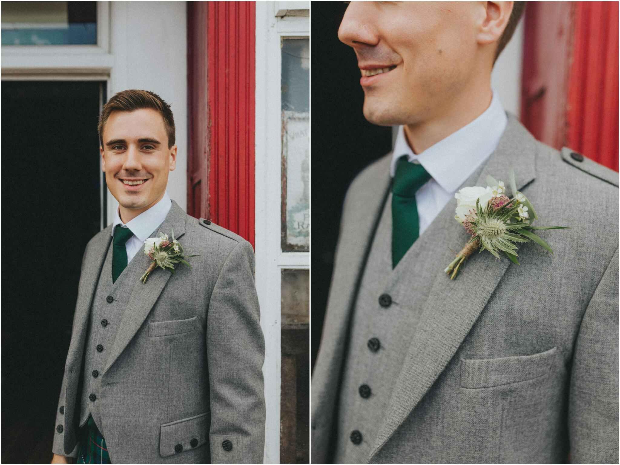 Fionnuala + Paul - Mount Druid Alternative Wedding 34